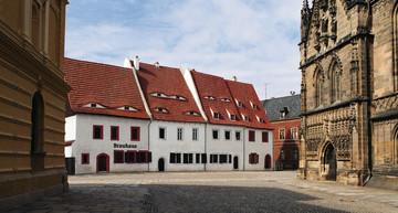 Priest's houses in Zwickau, sight seeing  | © Stadt Zwickau